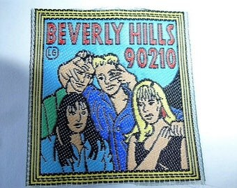 BEVERLY HILLS 9010 4 vintage coat for customization sewing craft or sewing patch applique
