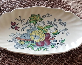 "Royal Doulton ""The Kirkwood"" Side Dish- 8"" X 5""- Authentic- Made in England!"