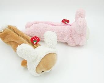 Kit Teddy bear pink