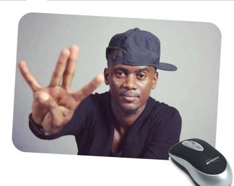 Personalized mouse pad Black M
