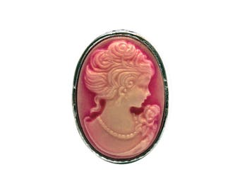 Cameo Adjustable ring