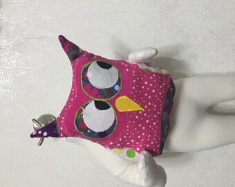 OWL cushion approx 20cm