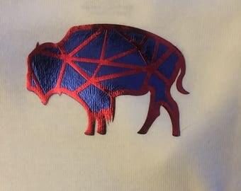 Buffalo longsleeve Onesie