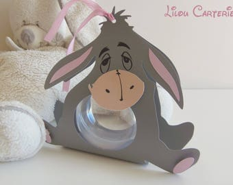 Box dragees Eeyore for baptism