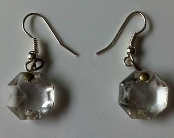 Earrings pendants by BAGART pierced earrings
