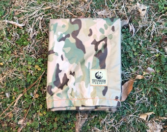 Multipurpose Survival Scarf - MultiCam - Tuff Possum Gear