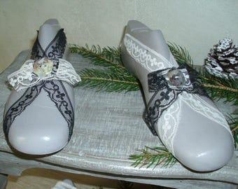 Cobbler shoe form