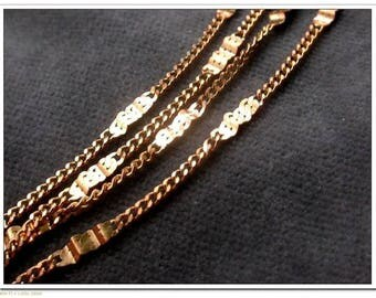 chain link 90cm for jewelry making