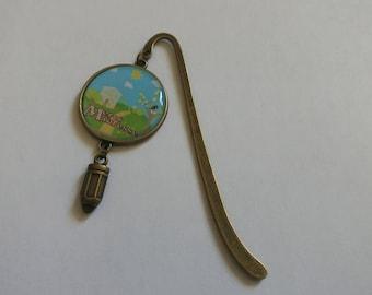 Bookmark bronze thank you teacher
