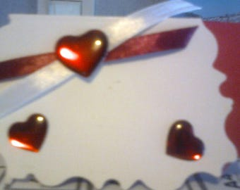 Place cards special Valentine's day...