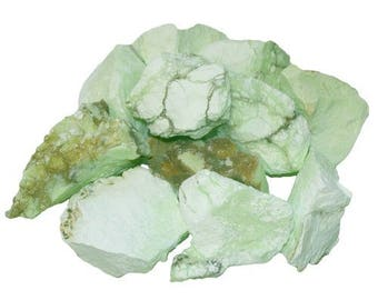 Stone rough chrysoprase 3-5cm
