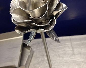 Welded Stainless Steel Rose