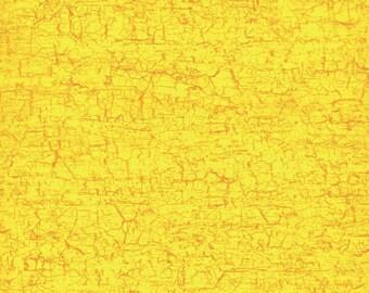 Sheet 30 x 40 cm - yellow Crackle N 297 - Ref FDA297 Decopatch