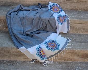 Turkish Towel, Turkish Bath Towel, Turkish Beach Towel, Bath Towel, Beach Towel, Hammam Towel, Turkish Peshtemal, Cotton Towel
