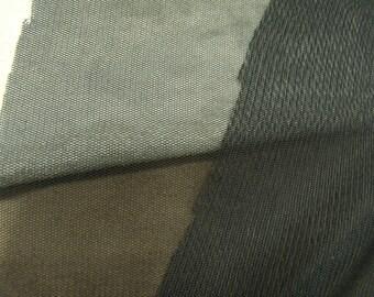 Fabric net mesh black-160 cm