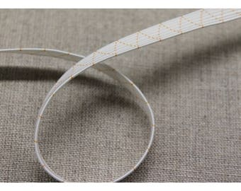 extra elastic tape closed - 7 mm
