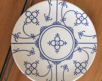 English Ironstone Tableware Ltd Sak Blau coasters