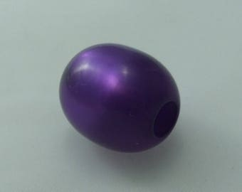 Olive polaris 20 x 22 mm bright purple