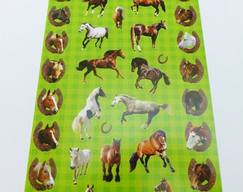 43 horse Stallion horse stickers stickers