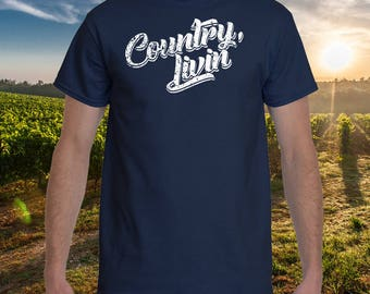 Country Living Apparel Men's T-Shirt