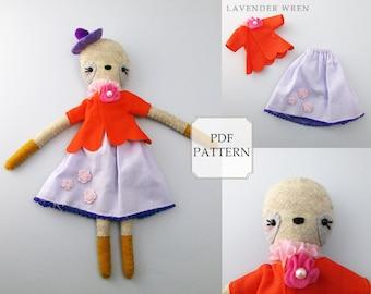 doll pattern, felt sloth pattern, felt sloth doll, felt sloth toy, felt toy sloth pattern, felt toy sloth, sloth toy, felt sewing pattern