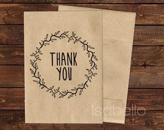 Gift Card Envelopes, Thank You Envelopes, Mini Envelopes, Kraft Envelopes, Seed Envelope, Money Envelopes, Wedding Envelopes x 10