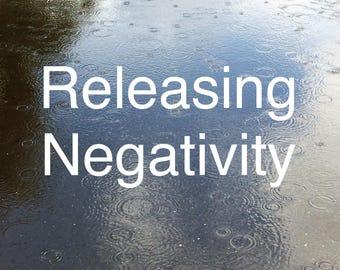 Hypnosis Releasing Negativity Hypnotherapy