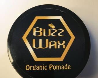 BuzzWax Natural Organic Hair Pomade