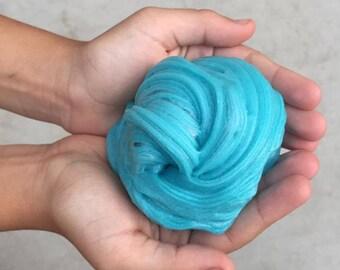Translucent Blue Slime