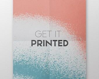 Printed Art, High Quality Printing, Giclee Print,+ FREE DIGITAL VERSION