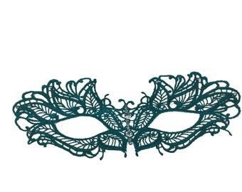 Lace Fifty Shades of Grey, Fifty Shades Green Mask Sexy Lingerie Masquerade
