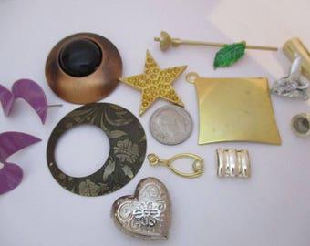 113983: Lot of Vintage Findings