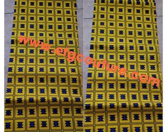 Ankara color combo wax print / java / African print/