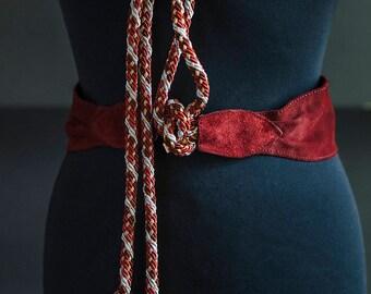 Yves Saint Laurent Paris belt belt Russian collection (vintage 70s) 4727 70/28