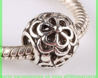 N605 European spacer bead for bracelet charms