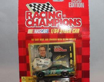 NASCAR racing champions 1/64 scale Remington stock car