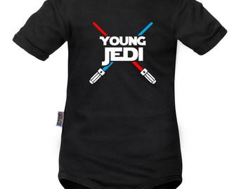 Star Wars onesie: Young JEDI