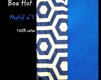Boa'Hot, the heating pad that speaks volumes (100% cotton!)