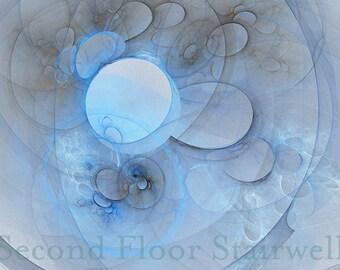 Soapbubble - 4x6 Fractal Print