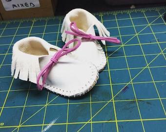 Custom baby booties