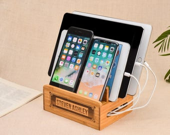 iphone station,iphone stand,iphone dock,desk organizer,cell phone stand,ipad docking station,android dock,ipad dock,organizer,iphone station