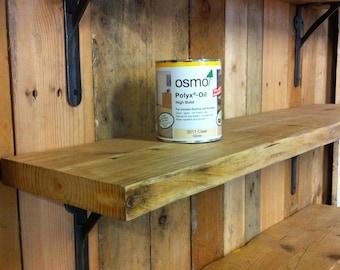 Scaffold Board Shelves (30cm to 110cm)