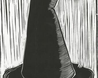 Grandma's Pointy Black Hat