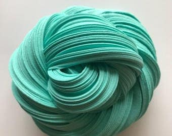 Turquoise Butter Slime 8oz
