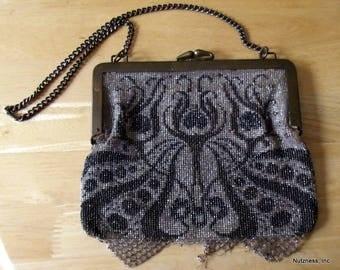 Vintage Beaded Purse -- Needs Help