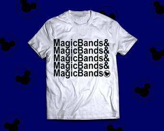 Disney Shirt, MagicBands