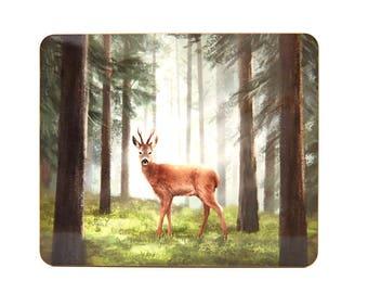 Roe Deer Mouse Mat