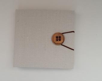 Album/book photo - artist book...  10 cm X 10 cm