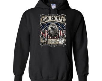 Protect our Gun-Rights America's 2nd Amendment Hoodie