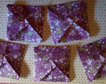 Lot de mini enveloppes origami